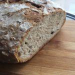 Gluten free rustico bread
